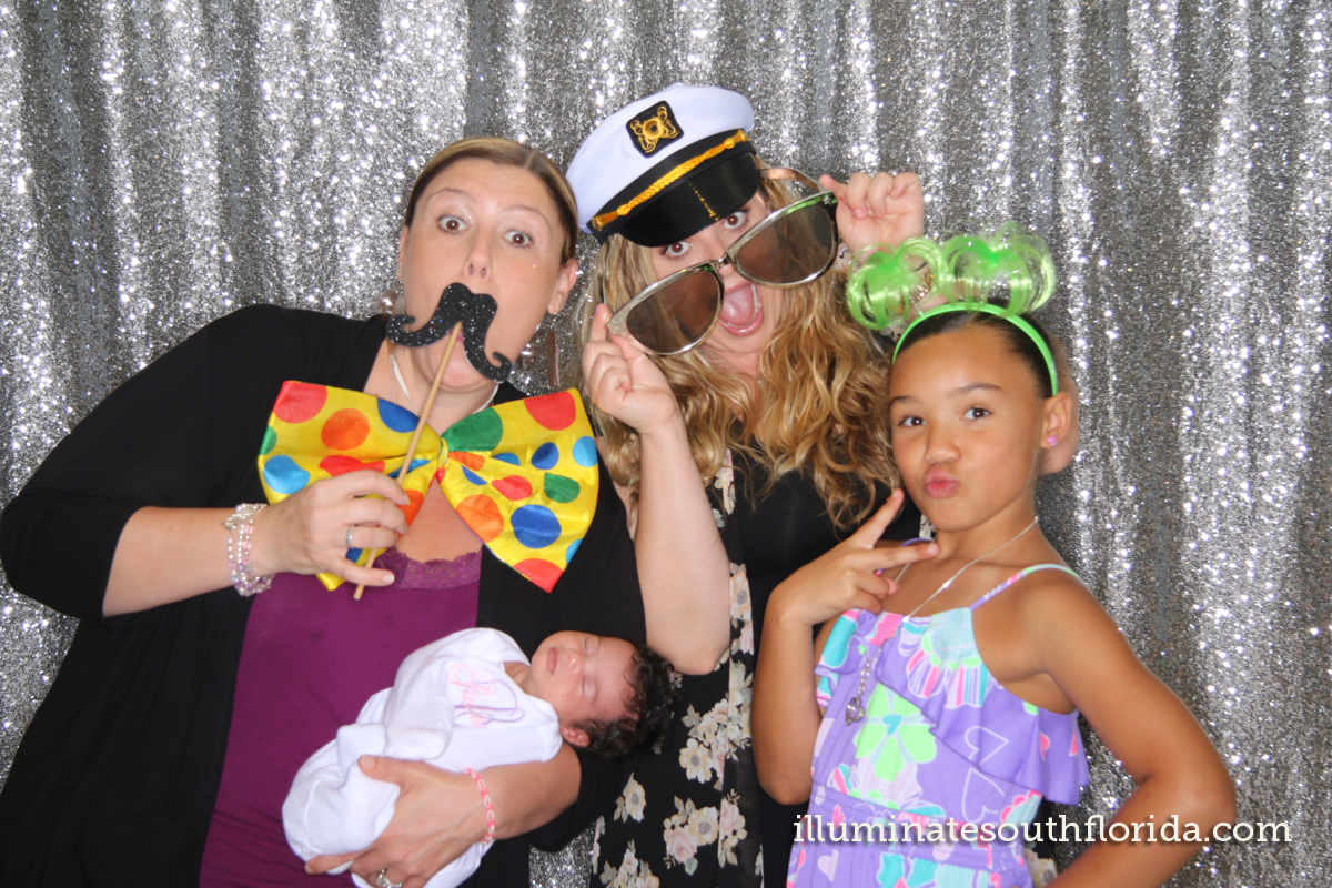 Photo Booth fun for the family