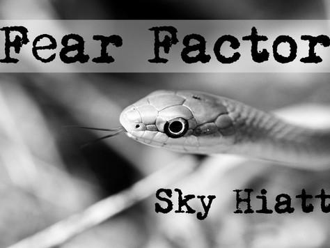 BAGR4: Fear Factor - Sky Hiatt