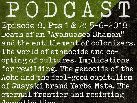 Black & Green Podcast 8: 5-6-2018