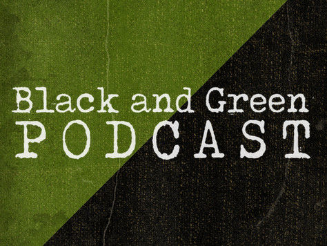 Black and Green Podcast Episodes