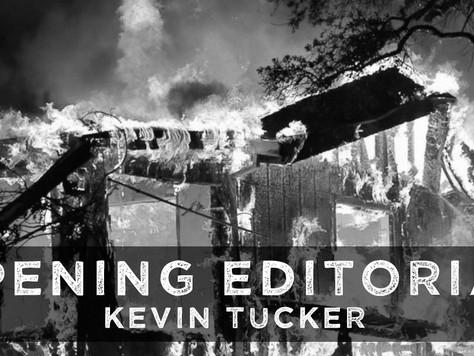 BAGR5: Opening Editorial - Kevin Tucker