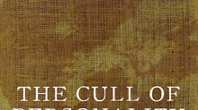 New book: The Cull of Personality