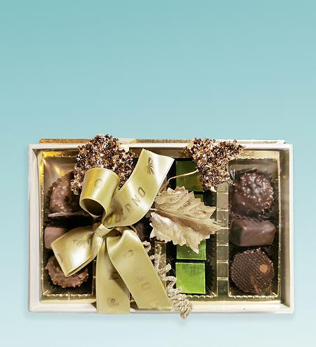 Scatola regalo di cioccolatini assortiti