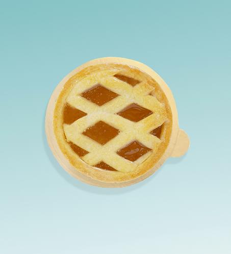 Crostatina marmellata Albicocca