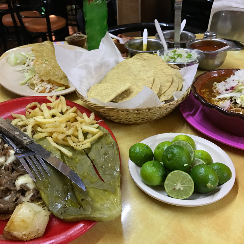 Mexican Food is Everything