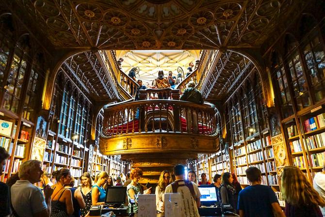 Livraria Lello, Porto