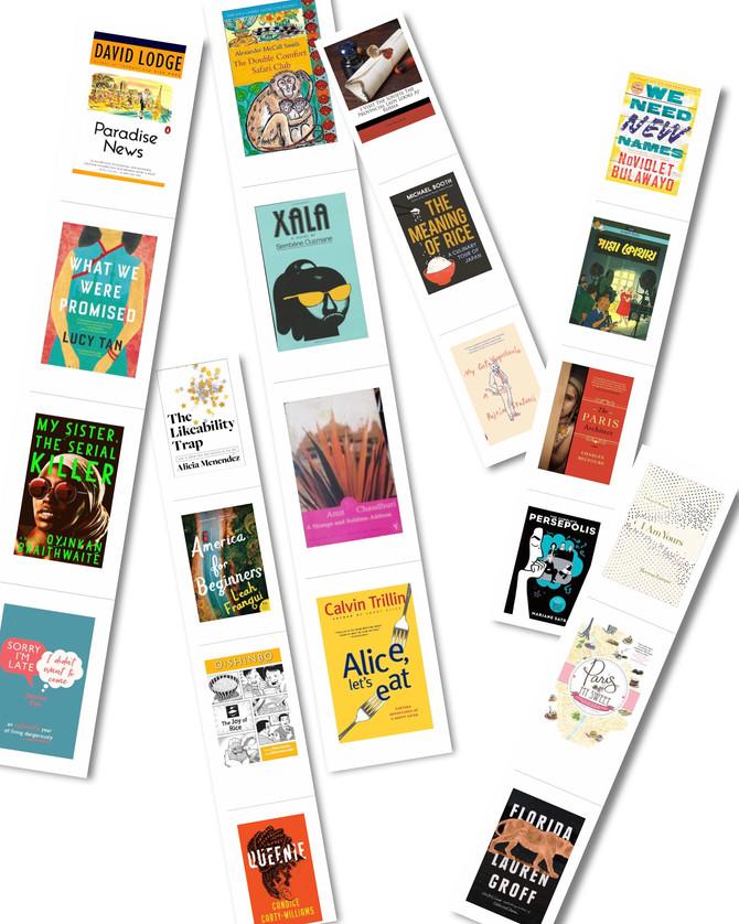 Reading Through 2019