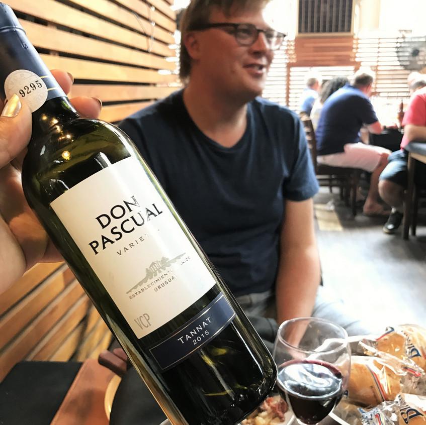 Uruguayan wine