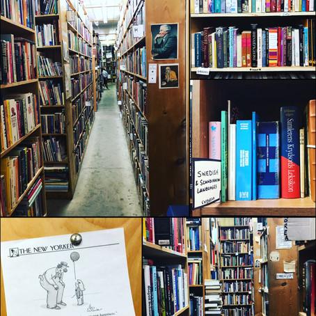 Dickson Street Bookshop, Fayetteville, AR