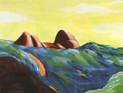 Angola peinture