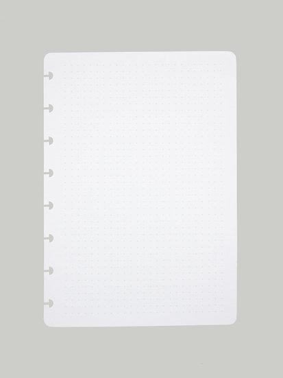 A5 Dot Grid Paper Refill