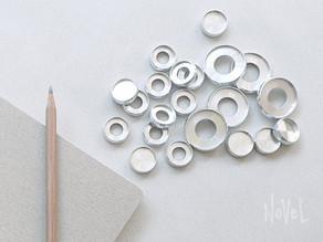✨New✨ Novel Binding Discs
