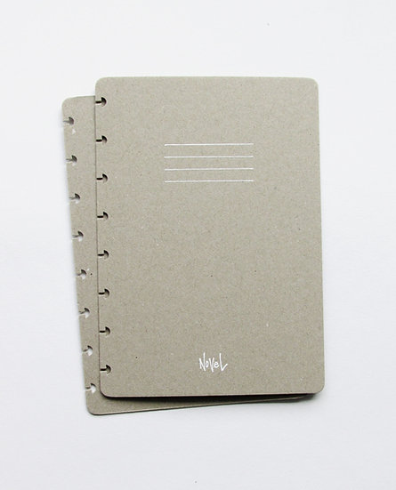 A5 Notebook Covers 3-pack