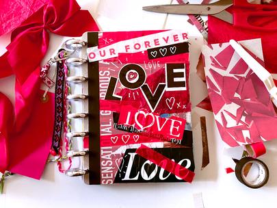 Valentine's Day Discbound DIY ❤️