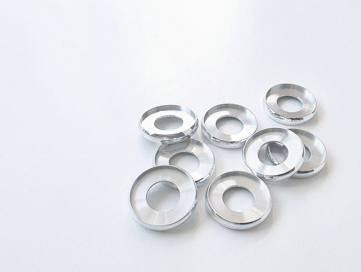 Aluminium Binding Rings - 32mm