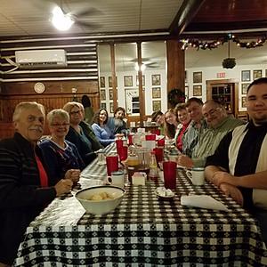 Holiday Dinner Get-together