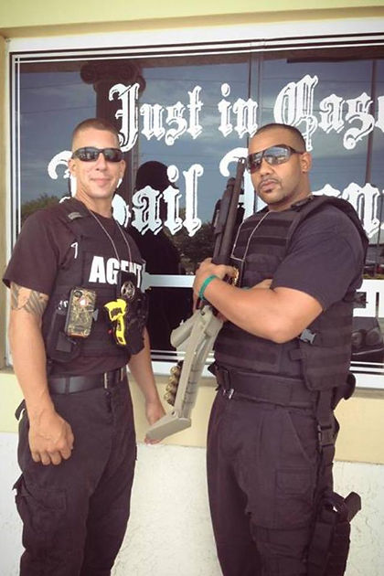Agents at Just In Case Bail Bonds