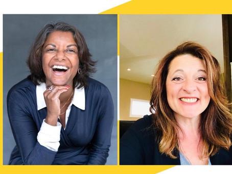 Her Table Podcast with Kelli & Jaya