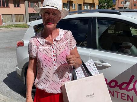 Lyssna på Maries recension om mig som personal shopper