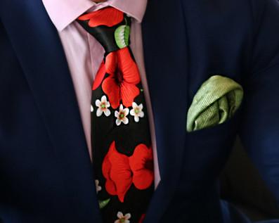 Styling slips & näsduk