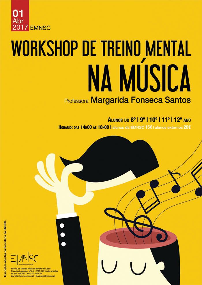 Workshop de Treino Mental na Música