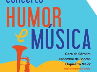 Concerto Humor e Música