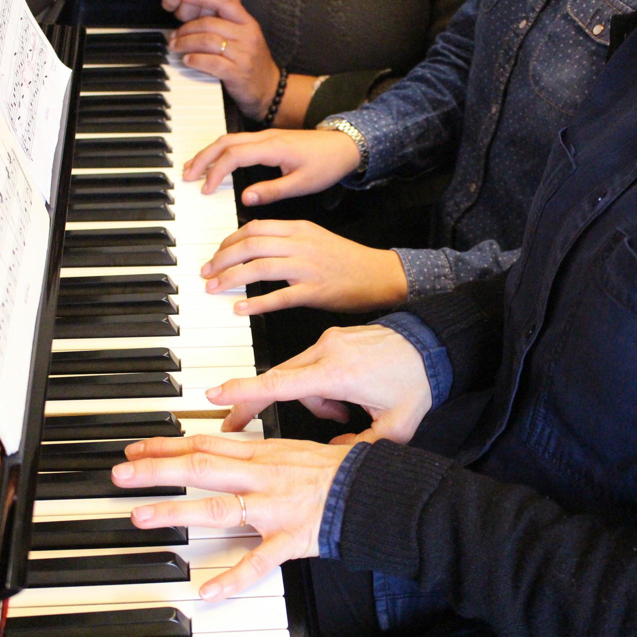 Piano Familiar
