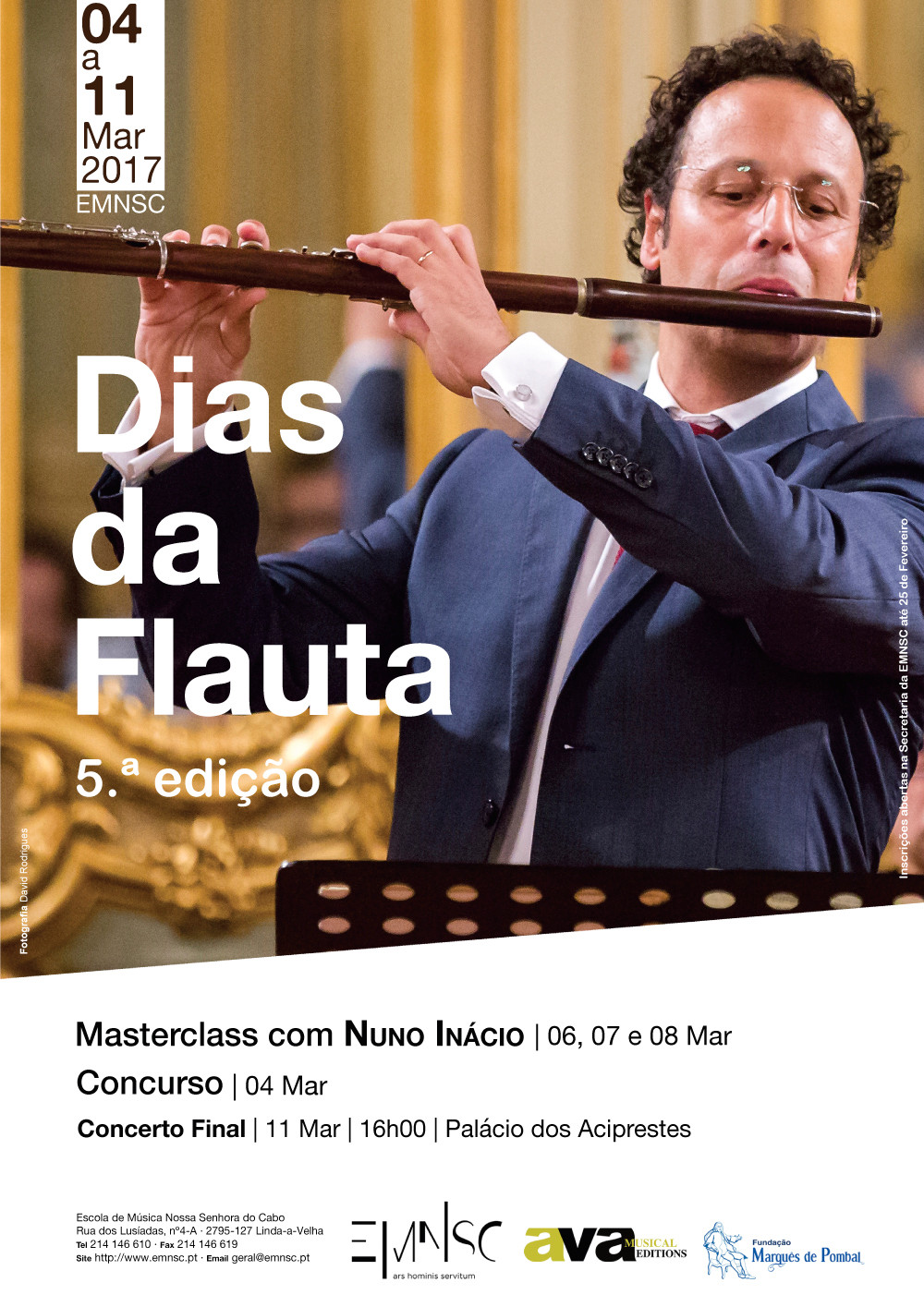 Dias da Flauta EMNSC | Nuno Inácio