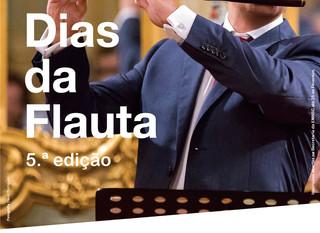 """Masterclass """"Dias da Flauta"""" por Nuno Inácio"""