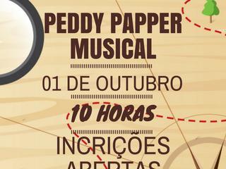 Peddy Papper Musical - Dia Mundial da Música