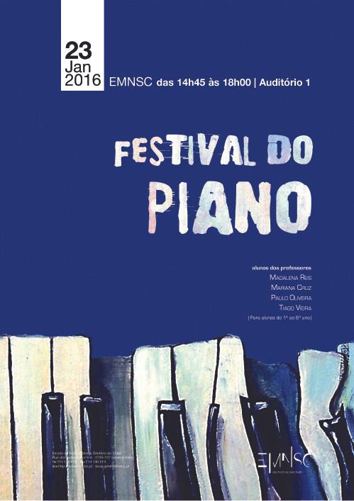 Festival do Piano, EMNSC