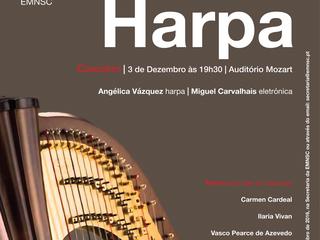 III Concurso de Harpa