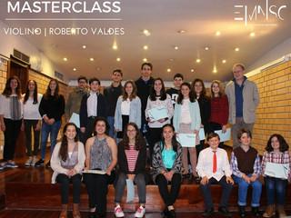 Roberto Valdes | Masterclass Violino