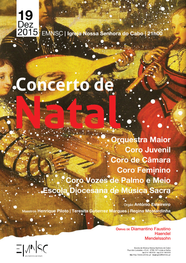 Concerto de Natal, EMNSC