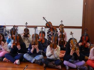 Workshop Mini Orquestra | segunda sessão