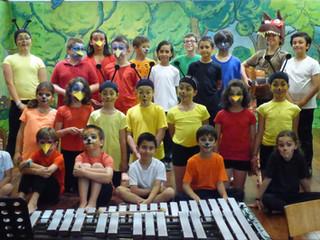 Amigos da Floresta | Teatrinho Musical