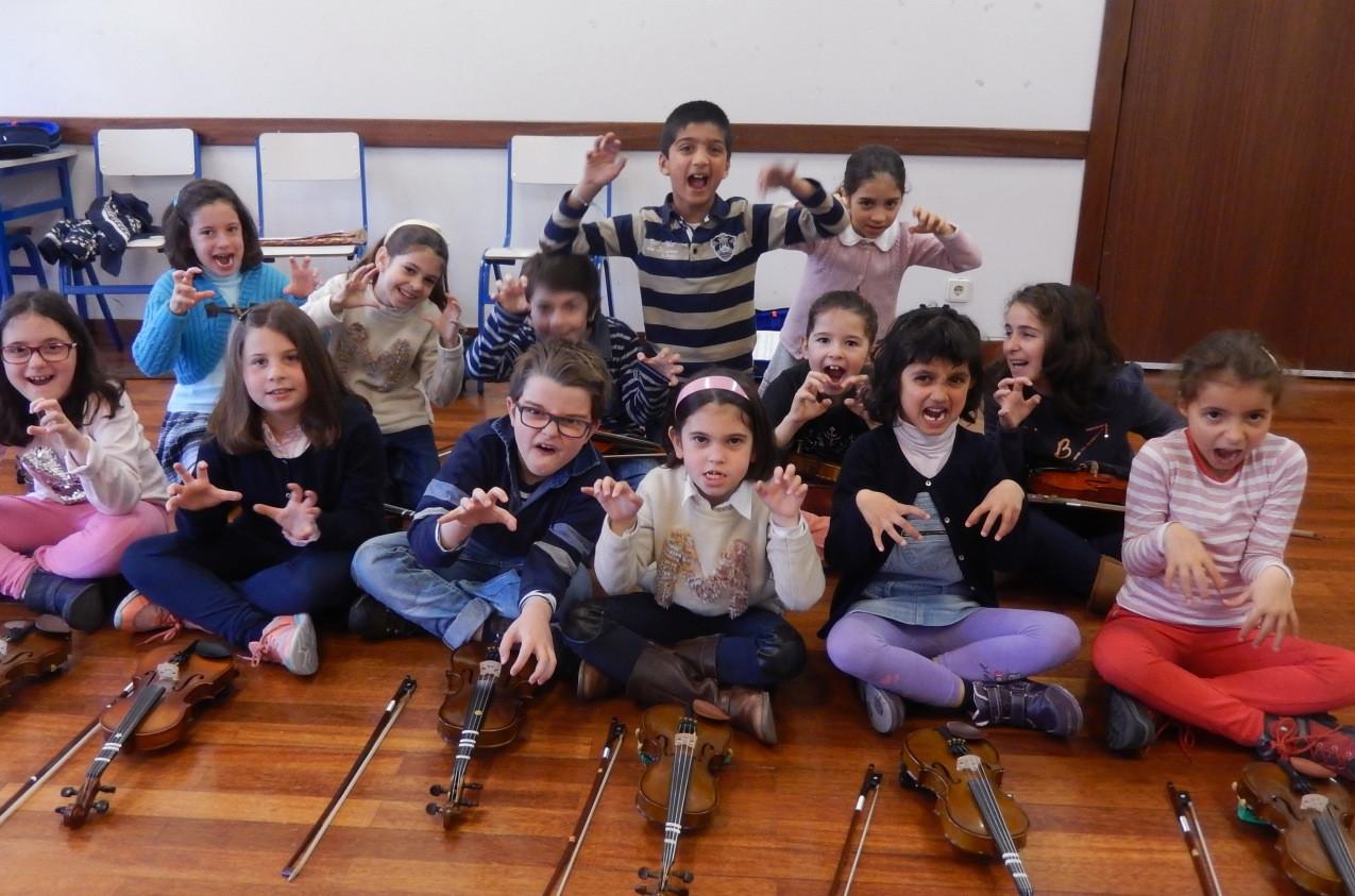 Workshop Mini Orquestra