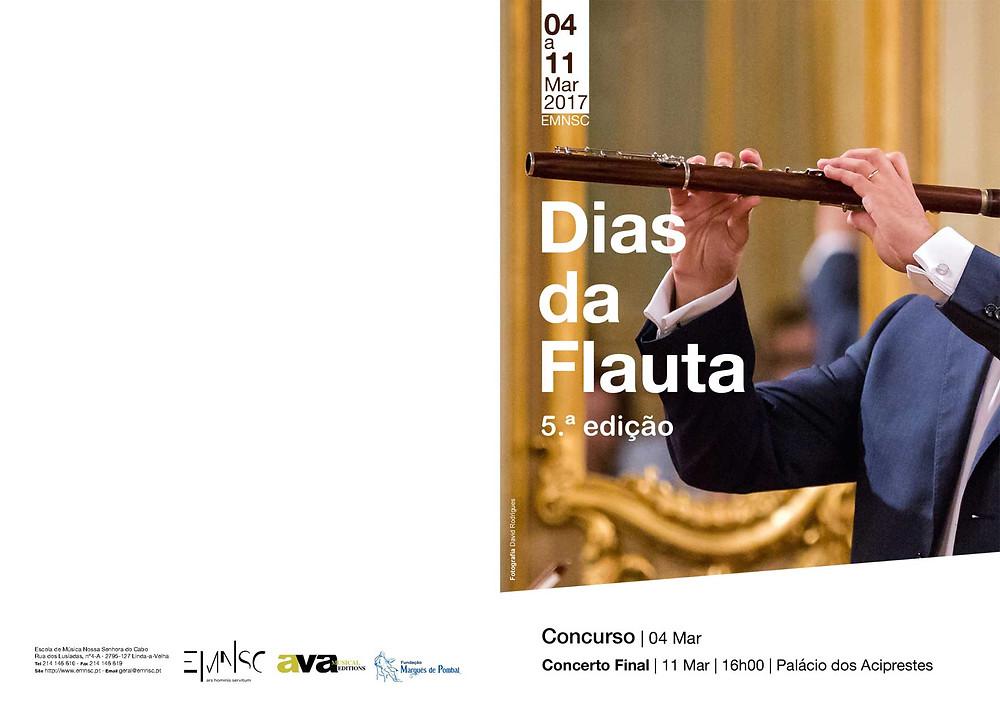 Dias da Flauta | 5ª Edição