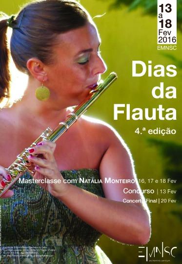 Dias da Flauta, EMNSC