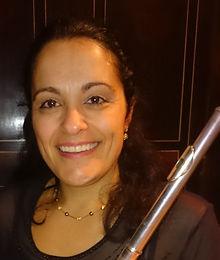 Lídia Serejo flauta transversal
