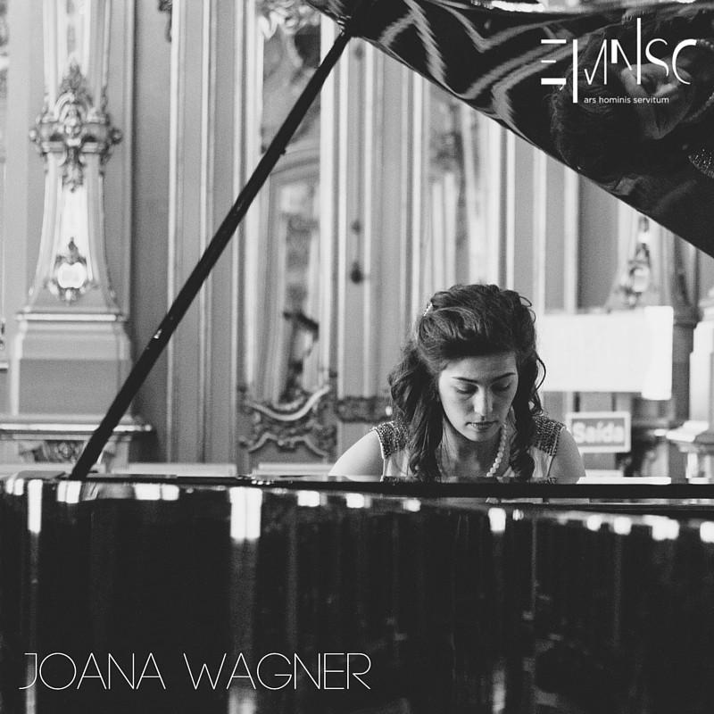 Joana Wagner, Crescer com a Música