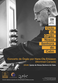 Concerto por Hans-Ola Ericson