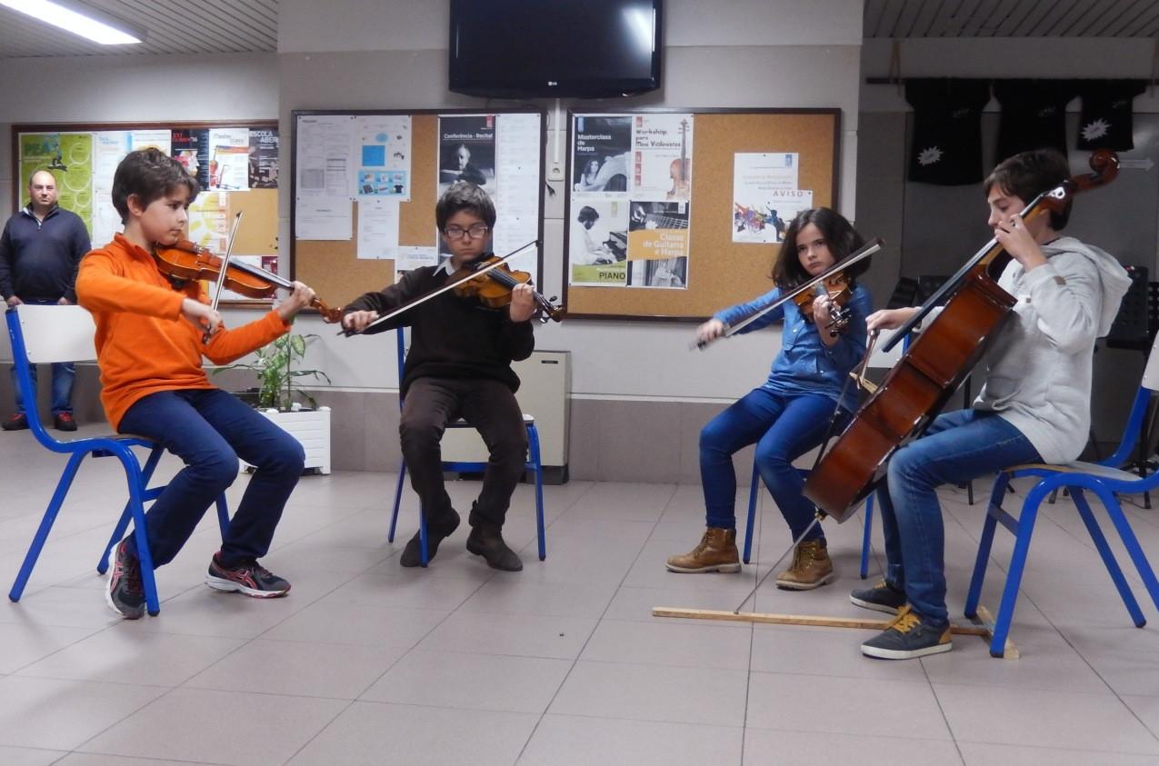 Quartetos Da Capo I e II