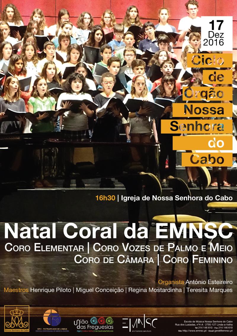 Natal Coral da EMNSC