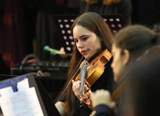 Concerto de Natal da Escola de Música Nossa Senhora do Cabo!