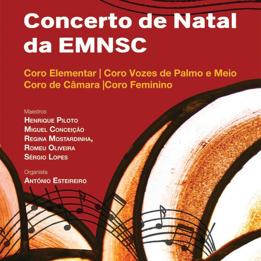 Concerto de Natal da EMNSC
