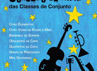 Concerto de Natal - Classes de Conjunto