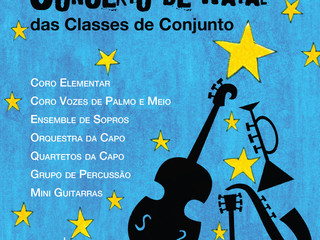 Concerto de Natal - Classes de Conjunto