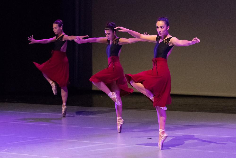 Bailarinas da EMNSC