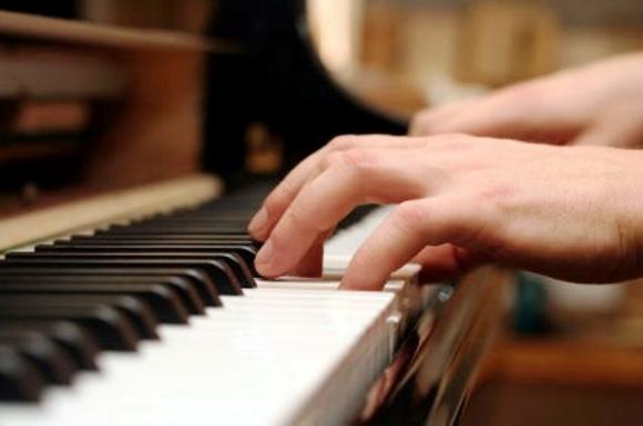 Audição de piano